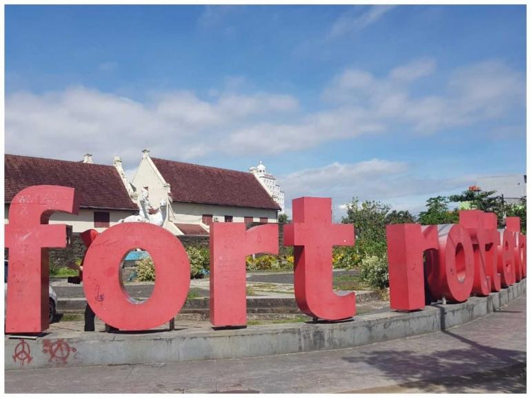 Fort Rotterdam Makassar (Dokumen Pribadi)