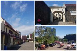 Fort Rotterdam yang klasik dan cantik (Dok. Pribadi)