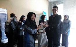 KSPM UIN Walisongo di Galery IPOT Semarang (Foto: Dok. Pribadi)