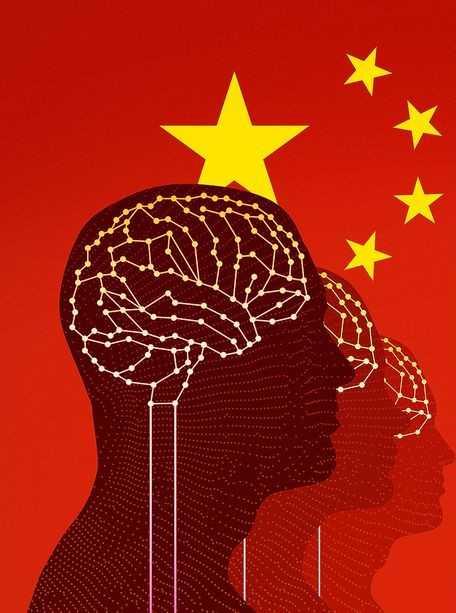 Kecerdasan Buatan di Tiongkok (sumber gambar: https://www.theverge.com/)
