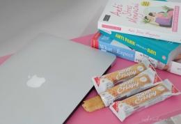 Soyjoy Crispy, Snack Kedelai Sehat yang selalu menemani hari-hari