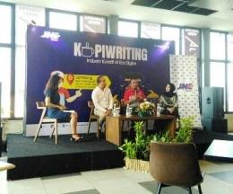 Ketua DPW-KepPemasaran JNE-CEO Identix Batik