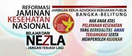 Jaringan Kerja Advokasi Kebijakan Publik Bangka Belitung