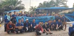Formasi Lengkap Tim Redeber's KPP Pratama Tanjung Redeb