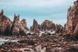 Gigi Hiu, Kelumbayan, Tanggamus, Lampung (dok. Pribadi)