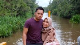 Menyusuri Sungai Sekonyer (dokpri)