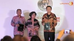 Ahok Terima Bung Hatta Award/Liputan6.com