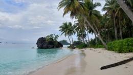 Pantai Pasir Panjang Labengki Besar - Dokpri