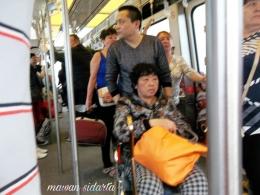 Penyandang disabilitas (dok.pri)