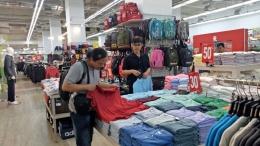 Factory Outlet di Jakarta ini tak bikin kantong jebol [Foto: Dok Pri]