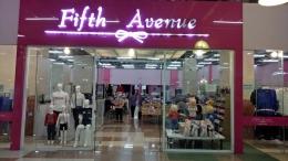 Fifth Avenue Factory Outlet di Jakarta Mangga Dua Square [Foto: Dok Pri]