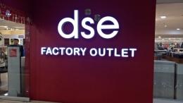 DSE Factory Outlet Jakarta, jadi incaran pemburu gaya [Foto: Dok Pri]