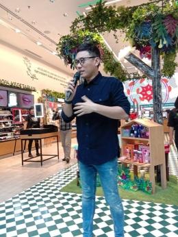 Andre Prawiradisastra, GM Marketing The Bodyshop Indonesia