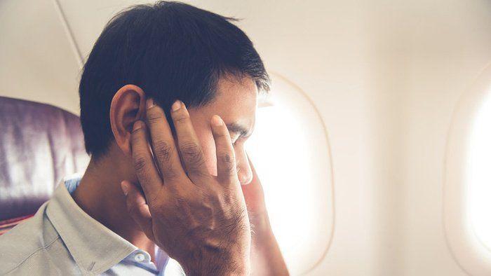 Ilustrasi aviophobia. Getty Images/iStockphoto