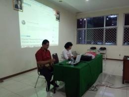 Menjadi Trainer Menulis di PAKSU. (http://paksu.info/training-menulis-paksu/2/)
