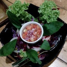 Salad Sambal Dabu (Dokpri)