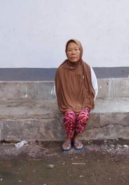 Inaq Jumaiya (Foto: Nine Penenun Pringgasela Selatan)