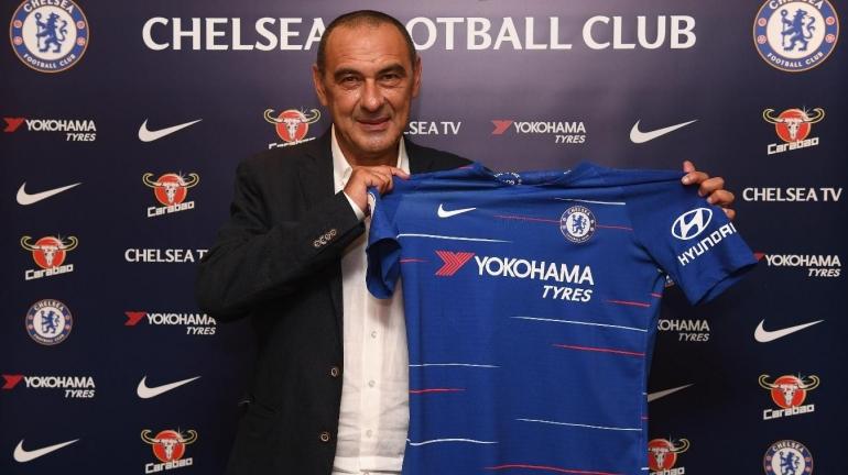 Maurizio Sarri, Manajer Chelsea (Foto Getty Images)