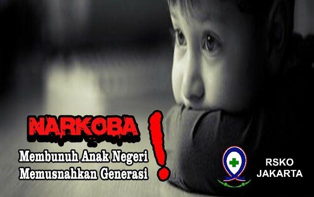 Generasi bangsa masih bisa terselamatkan, RSKO Jakarta tempatnya I Created by Daus