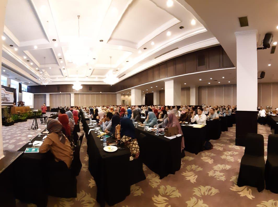 Deskripsi : sebanyak 256 orang dokter calon TKHI dari wilayah barat mengikuti workshop dan pemeriksaan test Napza, MMPI dan wawancara I sumber foto : dokpri