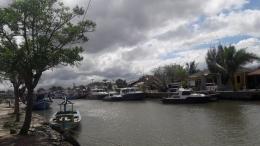 Muara Pelabuhan Karangantu Banten Lama/dokpri