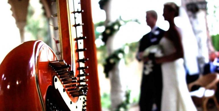 Ketika berada dalam acara pernikahan, kita kerap kali mendengar musik dengan volume yang sangat tinggi (Ilustrasi: www.savethedatemusic.com)