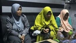 Ibu-Ibu Militan Pepes Kubu 02 dari Karawang yang Dianggap Berkampanye Hitam - Foto: kumparan.com