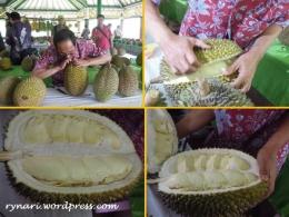Durian lokal menggoda (dok pri)