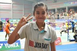 Stephanie Widjaja (Foto Badmintonindonesia.org)