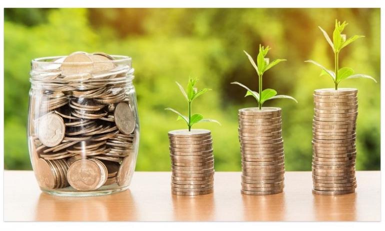 Deskripsi : Coin Menjadi Cara Yang Mudah Untuk Berbagi I Sumber Foto : Pixabay