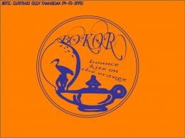 BOKOR - Bounce Kite Orange