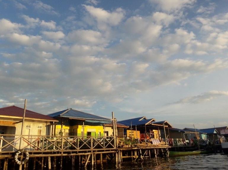 Ekowisata Bontang Kuala yang mengedepankan kelestarian alam (dokpri)