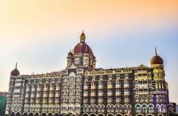 Taj Palace Hotel yang dibuka tahun 1903 (Sumber Foto: https://www.inta.org )