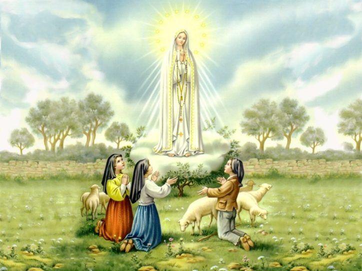 Penampakan Bunda Maria di Fatima (amorpost.com)