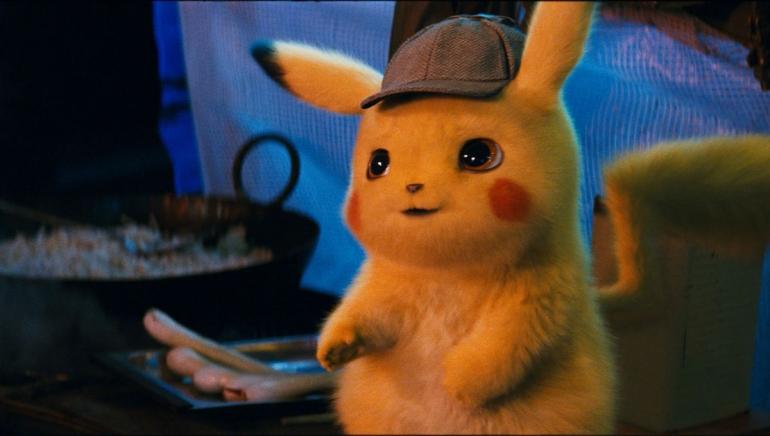 Pikachu dalam film