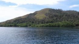 foto:Gunung botak ingalo