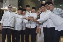 Peserta pertemuan Forum Bogor. (Foto: KOMPAS.com/Afdhalul Ikhsan)