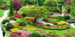 sebuah taman di Kanada (dok.merdeka.com)