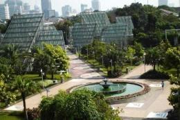 Taman Menteng punya fasilitas lengkap (dok.sofyanhotel.com)