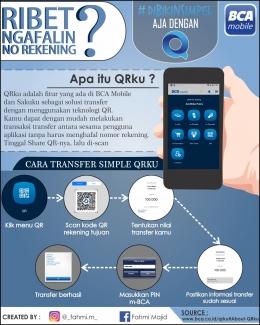 Manfaatkan QRku untuk kemudahan bertransaksi (Sumber gambar : https://beritagar.id)