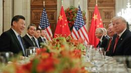 Misi kesepakatan atau deal yang sehat mesti dilakukan agar tidak mengguncang aktivitas perdagangan teknologi internasional. perang dingin bukanlah solusi terbaik bagi kedua negara. sumber : Fox News