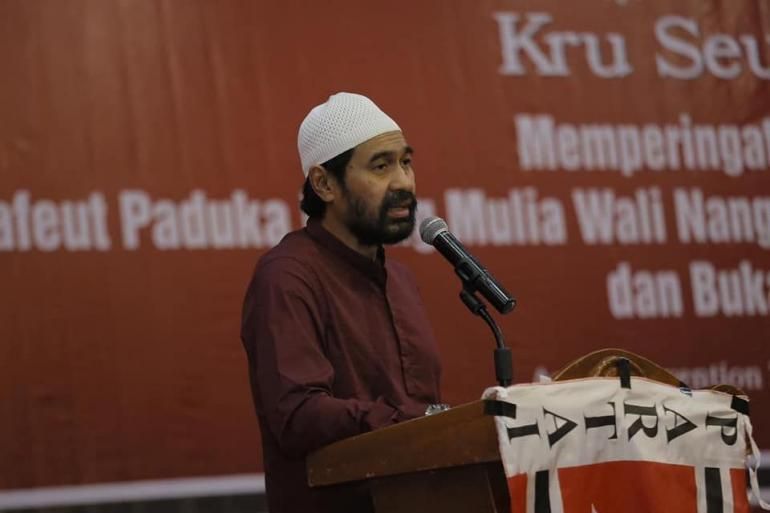 Muzakir Manaf serukan referendum Aceh [Foto: Chaidir Leonardo/acehportal.com]