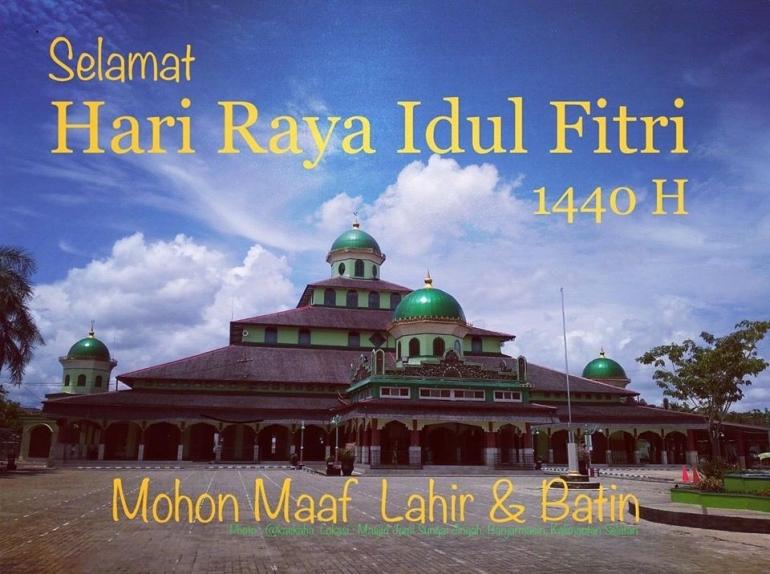 Masjid Jami Sungai Jingah, Banjarmasin