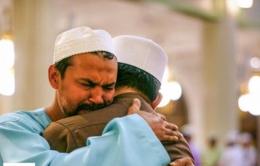 Idul Fitri, momentum saling memaafkan dan kembali 0-0/Foto: www.aida.or.id