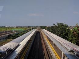 Stasiun Telaga Murni | Dokpri