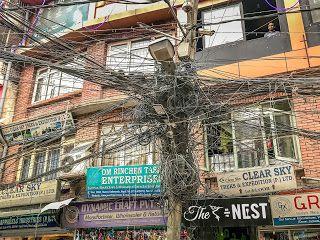 Tontonan Utama Turis Di Kathmandu. Ya Ampun Cara Memperbaiki Kerusakan Bagaimana Ya