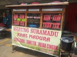Warung Suramadu Khas Madura Mas Rayhan Buat Lidah Menggoyang Ketagihan/dokpri