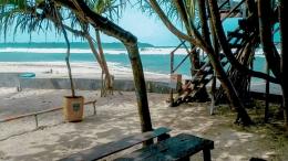 Pantai Karapyak-Dokpri