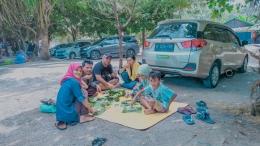 Makan bersama keluarga-Dokpri