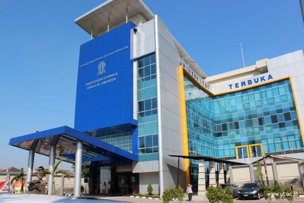 Universitas TerbukaGedung UPBJJ UT Jakarta. (ut.ac.id)
